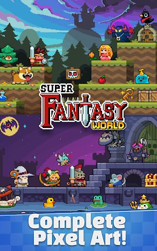 Super Retro World : Pixel Art Maker  screenshots 5
