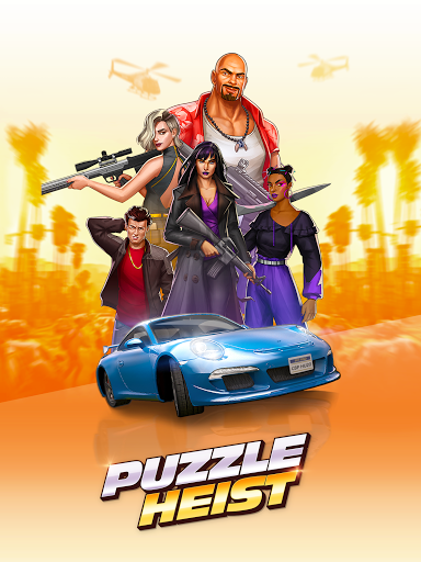 Puzzle Heist: Epic Action RPG 1.2.7 screenshots 9