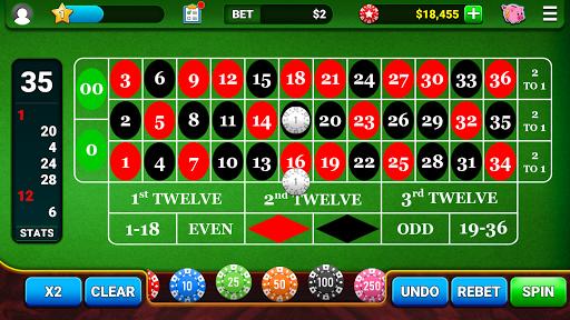 Roulette Casino Games ud83dudc8e Free Pro VIP Vegas Wheel 1.1.5 screenshots 7