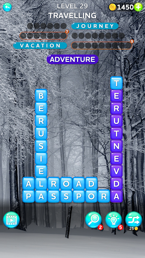 Word Cubes - Find Hidden Words 1.09 screenshots 7