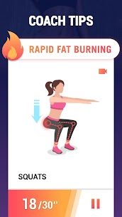 Fat Burning Workouts – Lose Weight Home Workout 4