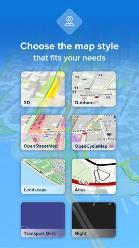 Bikemap - Your Cycling Map & GPS Navigation screenshots 5