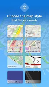 Bikemap Mod Apk- Your Cycling Map & GPS Navigation (Premium) 5