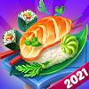 Cooking Love: 주방 게임, 패스트 레스토랑, 소녀를위한 요리 게임 대표 아이콘 :: 게볼루션