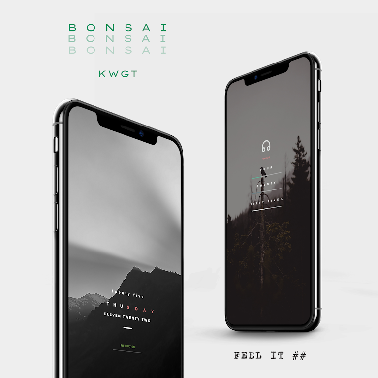 Bonsai KWGT  poster 5