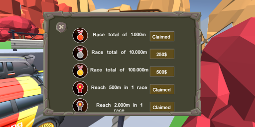 Car Endless Racing Game for Kids screenshots 3