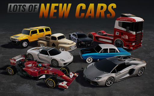 Race the Traffic Nitro  screenshots 3