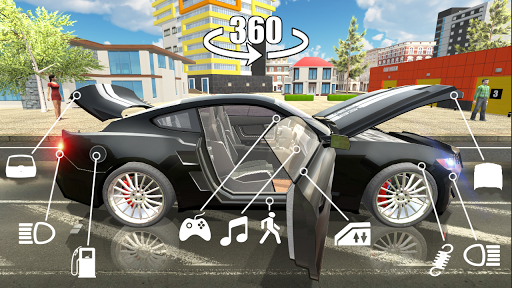 Car Simulator 2 1.30.3 Screenshots 1