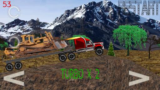 heavy equipment transport screenshot 1