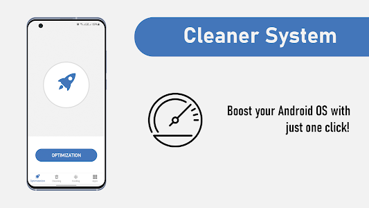 Cleaner System: Booster, Optimize & Clean junk 1.2.2