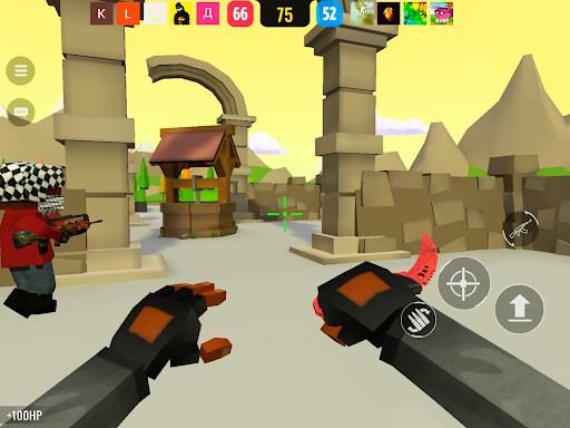 BLOCKFIELD - 5v5 shooter 0.9821 screenshots 10