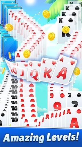 Solitaire TriPeaks: Sea Island - Free Card Games 1.1.2 screenshots 9