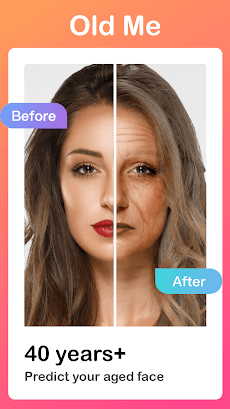 Old Me-Simulate Old Faceのおすすめ画像1