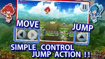 Double Jump Ringo Run Action