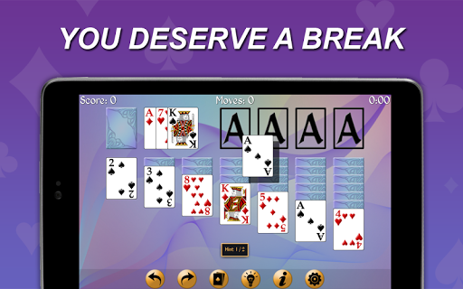 Solitaire MegaPack Varies with device screenshots 17