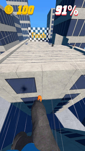 Rooftop Run  screenshots 3