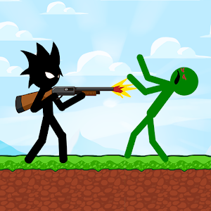 Stickman vs Zombies