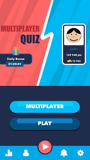 Trivial Multiplayer Quiz apkmr screenshots 1