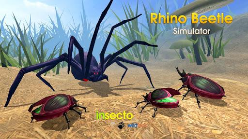Rhino Beetle Simulator 1.1 screenshots 7