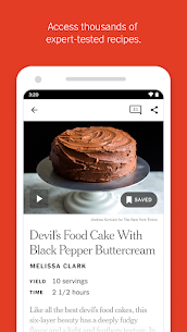 NYT Cooking 2.8.0 Apk 3