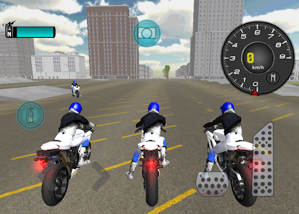 fast motorcycle driver 3d hack