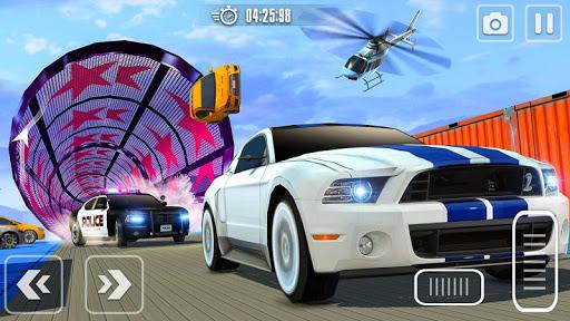 Impossible Race Tracks: Car Stunt Games 3d 2020  screenshots 3