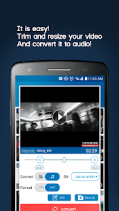 Video MP3 Converter 2.6.2 Apk + Mod 2