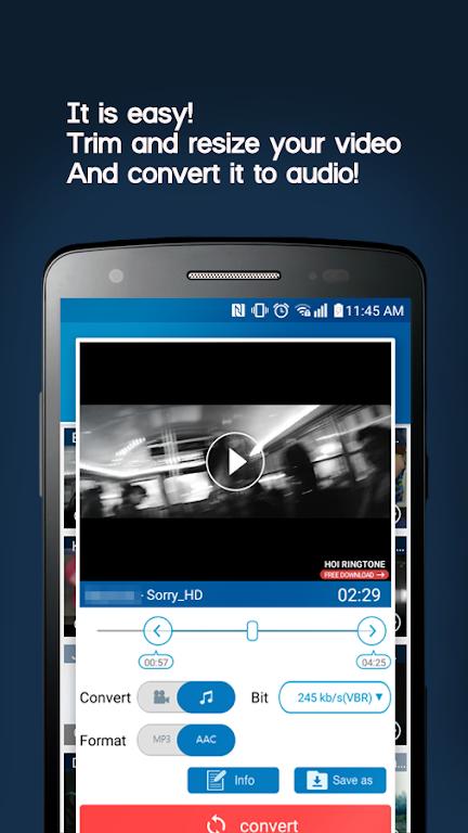 Video MP3 Converter poster 1