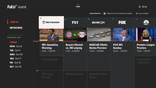 fuboTV: Watch Live Sports & TV 4.39.2 Screenshots 12