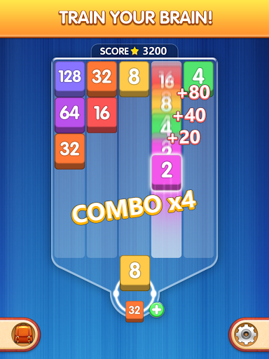 Number Tiles - Merge Puzzle  screenshots 7
