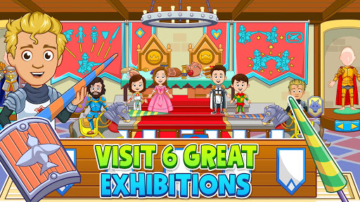 My Town : Museum of History & Science for Kids NEW 1.12 screenshots 14