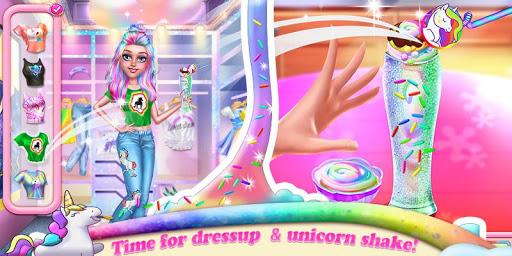 Unicorn Makeover Artist: World Travel  Screenshots 4