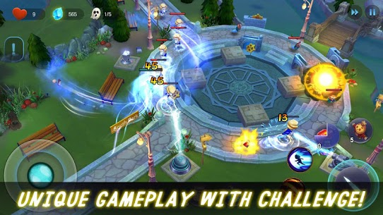 Ghost Town Defense 2.5.5017 Apk + Mod 2