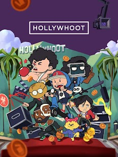 Hollywhoot: Idle Hollywood Evolution Parody Screenshot