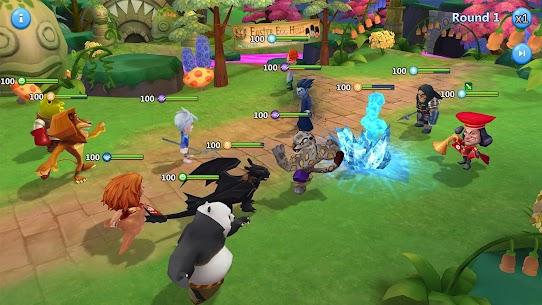 Baixe DreamWorks Universe of Legends Mod Apk Última Versão – {Atualizado Em 2021} 5