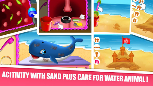 Summer Beach Girl : Fun Activity apktram screenshots 4