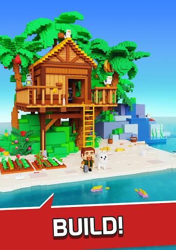 Build Heroes:Idle Survival Journey  screenshots 12