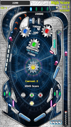 Pinball Flipper Classic 12 in 1: Arcade Breakout screenshots 4
