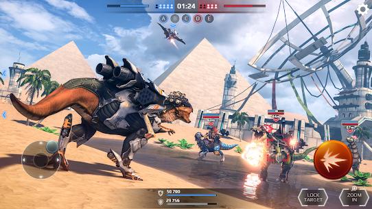 Download Jurassic Monster World MOD APK 2