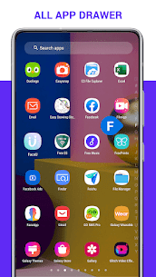 A Launcher 2021 – Launcher for Galaxy A style 3