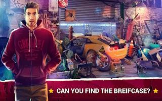 Hidden Objects Car Theft - Garage Case