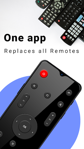 Remote Control for TV - Universal TV Remote (IR)  screenshots 9