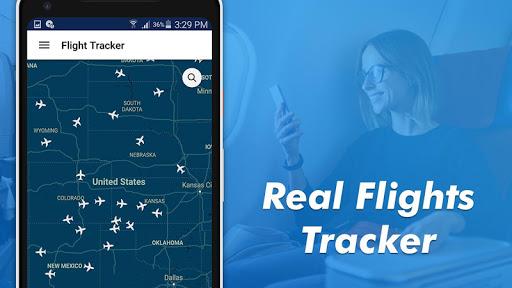 Flight Tracker-Plane Finder, Flight status & Radar 1.15 Screenshots 4