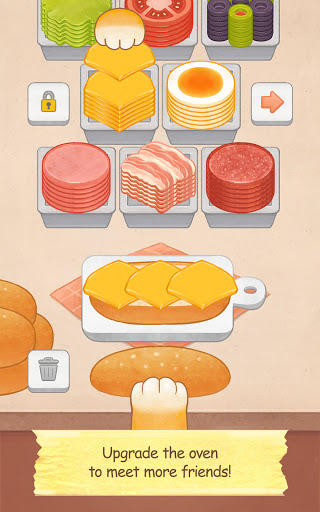 Cafe Heaven : Cat's Sandwiches 1.1.9 screenshots 11