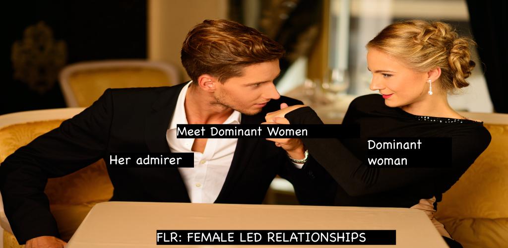 Flr female led relationship