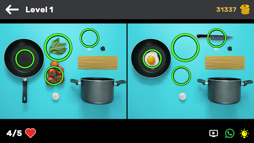 Find the Differences 2021: 1000+ Levels and Pics 1.1.0 screenshots 7