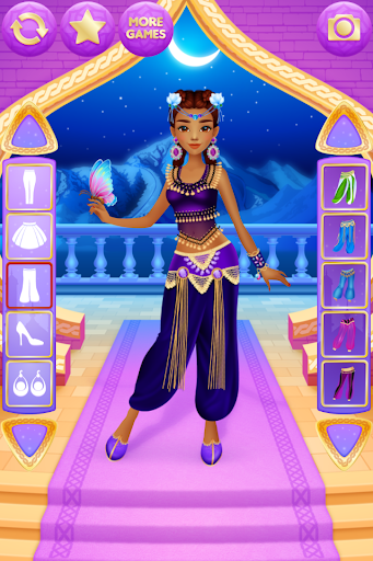 Arabian Princess Dress Up 1.2.9 screenshots 3