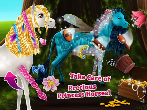 Princess Horse Club 3 - Royal Pony & Unicorn Care 4.0.50017 screenshots 19