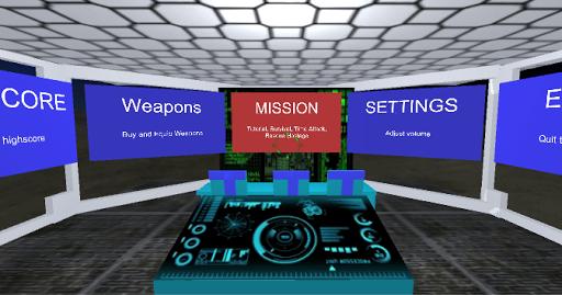 target lockdown vr screenshot 3