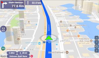Drowsy driving alert navigation, Golden Rooster